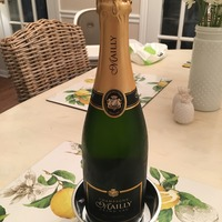 Champagne Mailly Brut Réserve Grand Cru ,