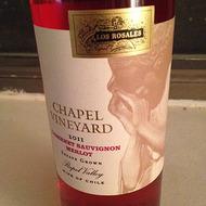 Chapel-vineyard