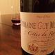Domaine Guy Mousset Côtes du Rhône   Wine