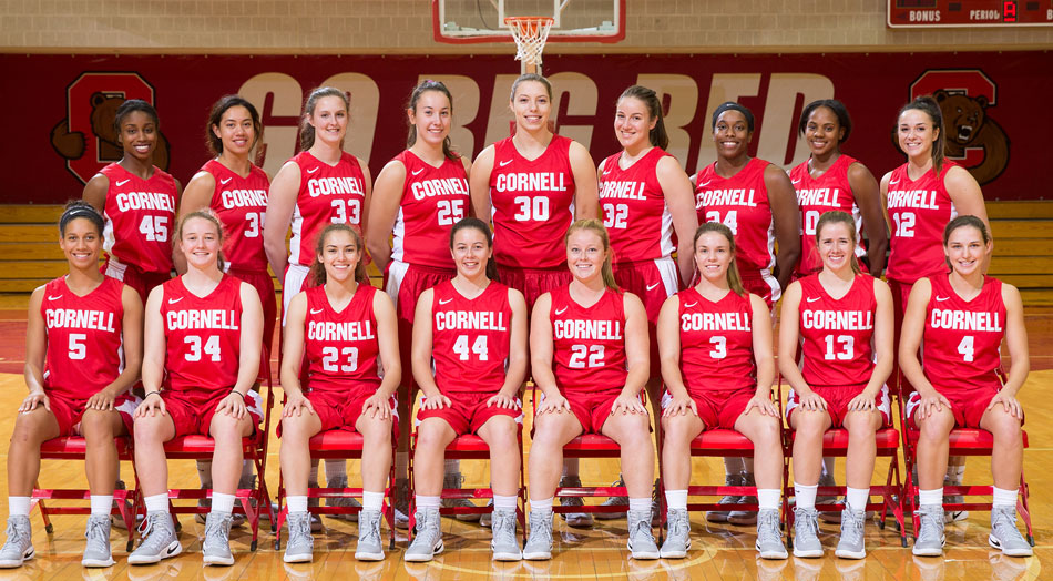 U High Basketball Roster Cornell Univers...