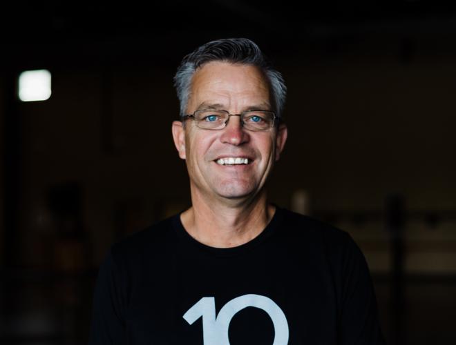 Troy Nesbitt  Founding Pastor, Salt Network Director