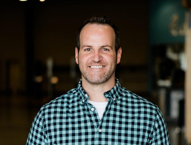 Shane Rothlisberger  Pastoral Care Ministry Leader