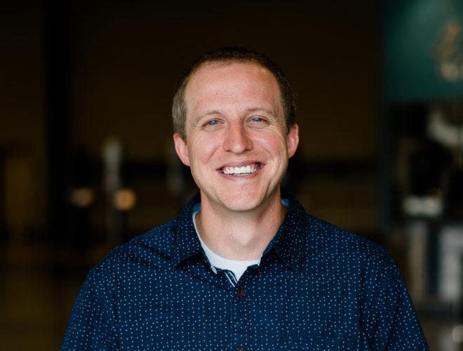 Mark Vance  Lead Pastor