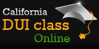 California DUI Class Online