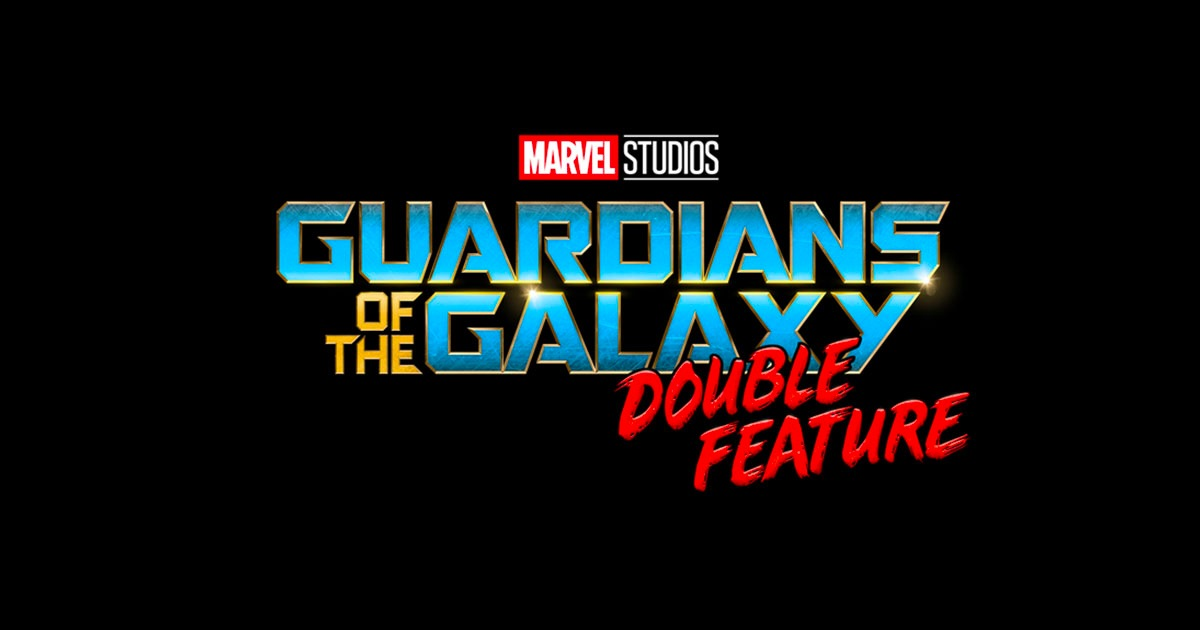 Guardians of the Galaxy Double Feature | Showcase Cinemas