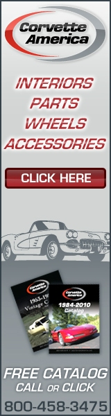 Corvette america launch ad