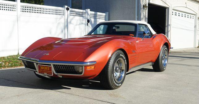 1970 lt1 convertible