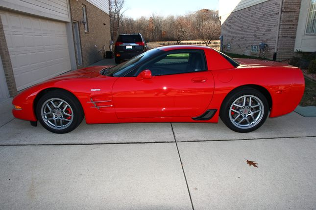 2004 corvette z06