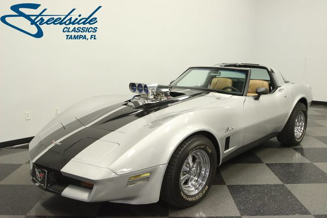 1981 chevrolet corvette supercharged