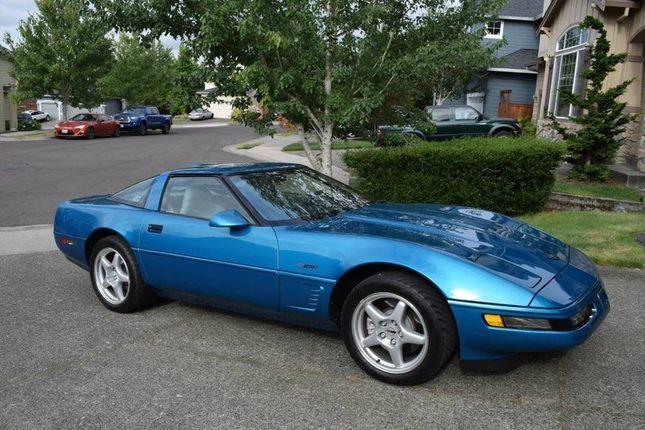 1995 chevrolet corvette zr1