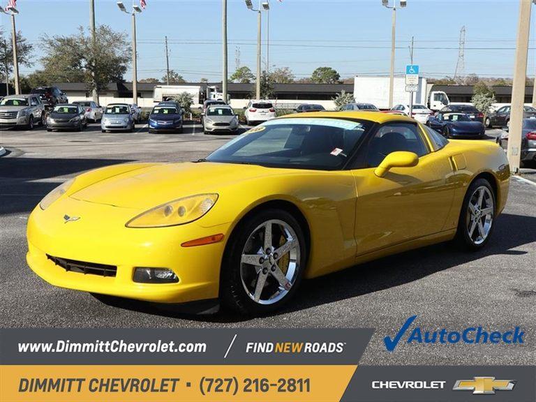2008 Corvette In Clearwater FL