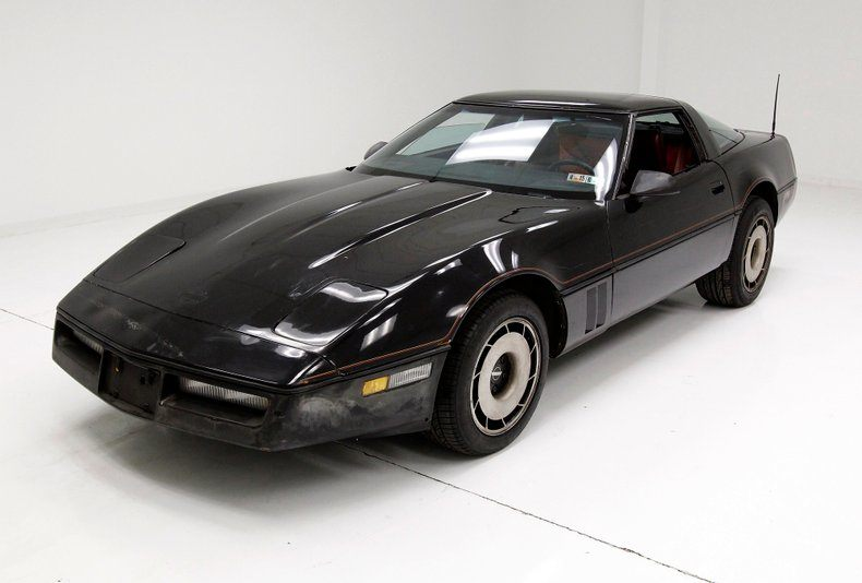 1984 Corvette Coupe Coupe picture #1