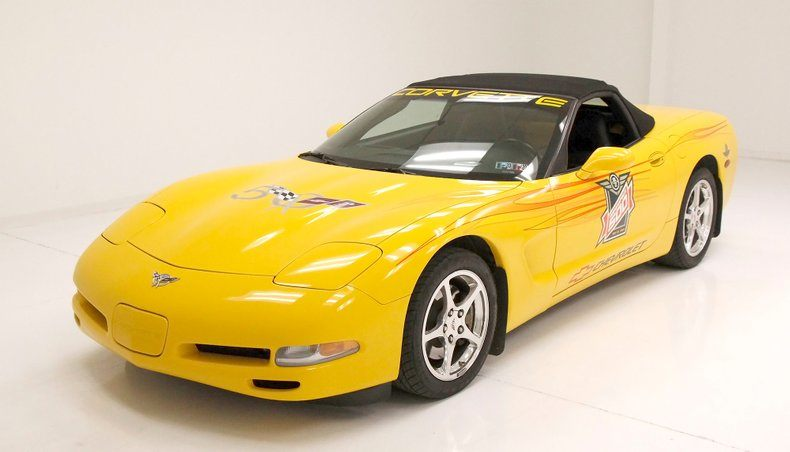 2003 Corvette Convertible Convertible picture #1