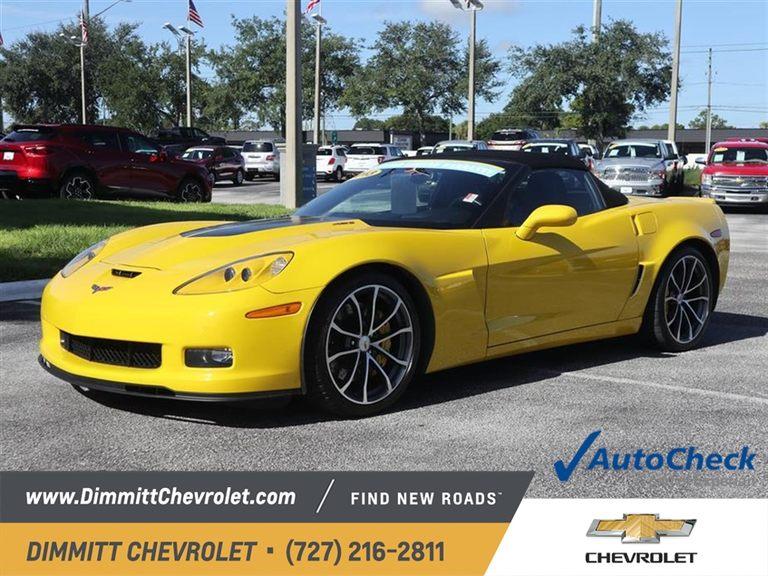 Dimmitt Chevrolet Clearwater >> 2013 Corvette In Clearwater Fl Listed On 11 06 19 Corvettes For Sale Corvette Magazine