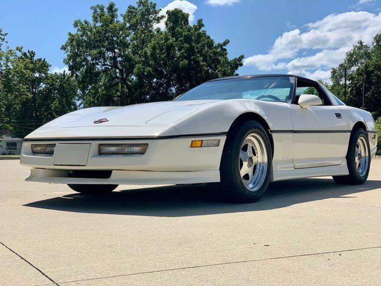 1988 Corvette picture #2