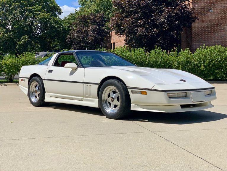 1988 Corvette picture #4