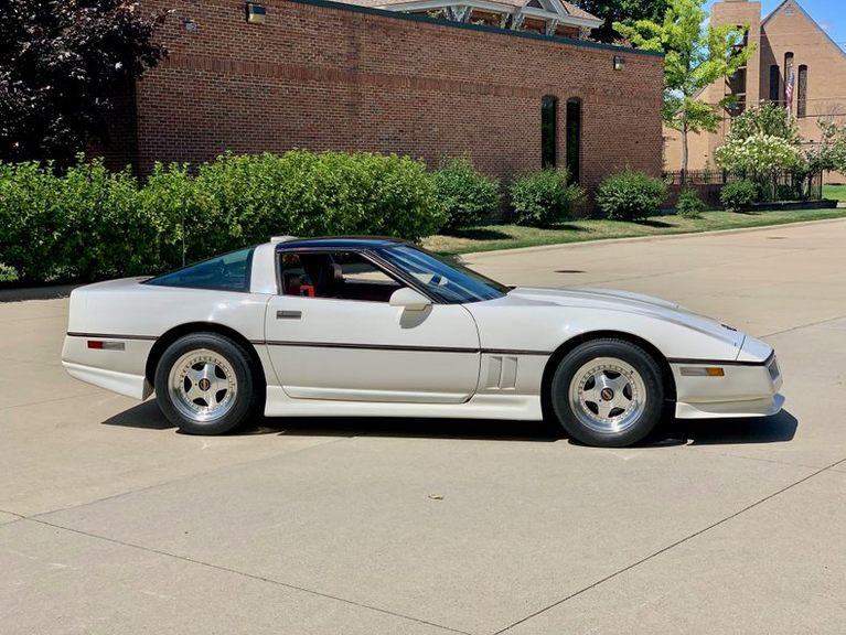 1988 Corvette picture #5