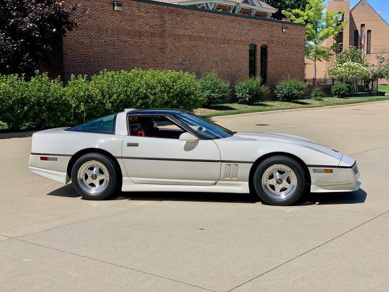 1988 Corvette picture #6