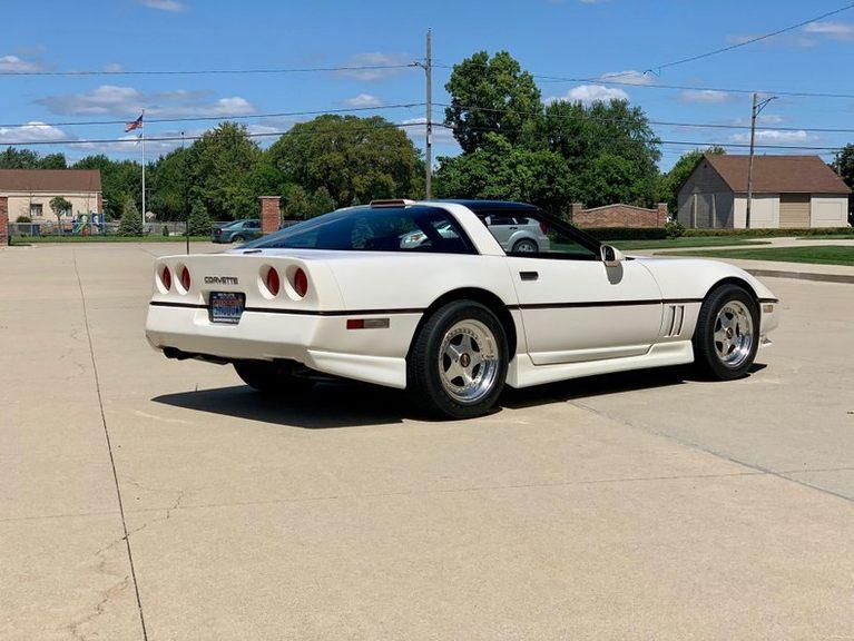 1988 Corvette picture #7