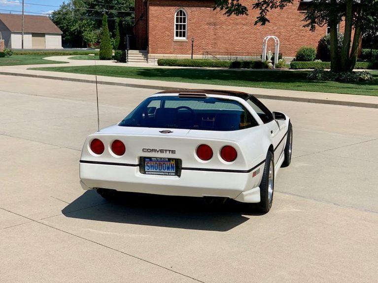 1988 Corvette picture #8