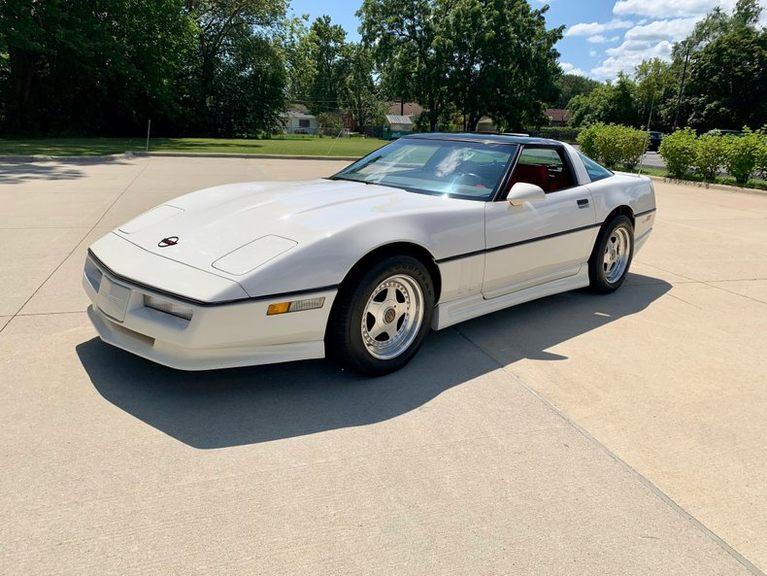 1988 Corvette picture #12