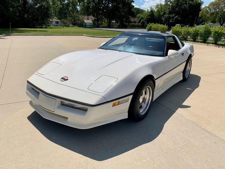 1988 Corvette picture #13