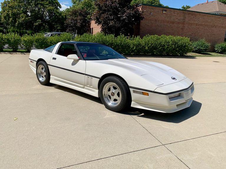 1988 Corvette picture #16