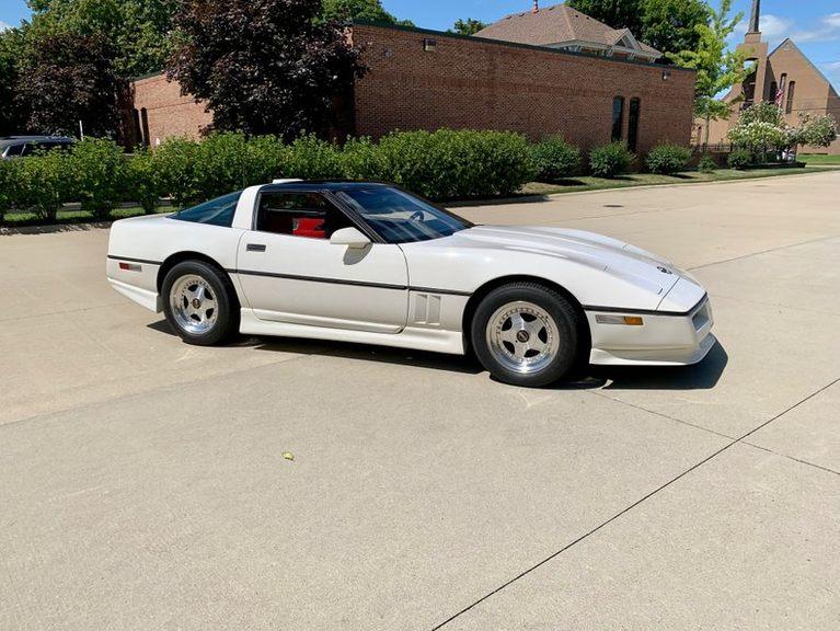 1988 Corvette picture #17