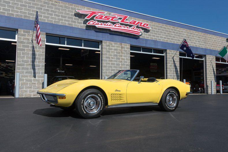 1970 Corvette picture #1