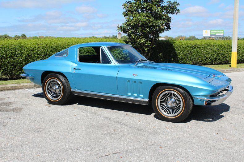 1966 Corvette Stingray L79 in Sarasota FL | listed on 08/27/19 | Corvettes  for Sale | Corvette Magazine