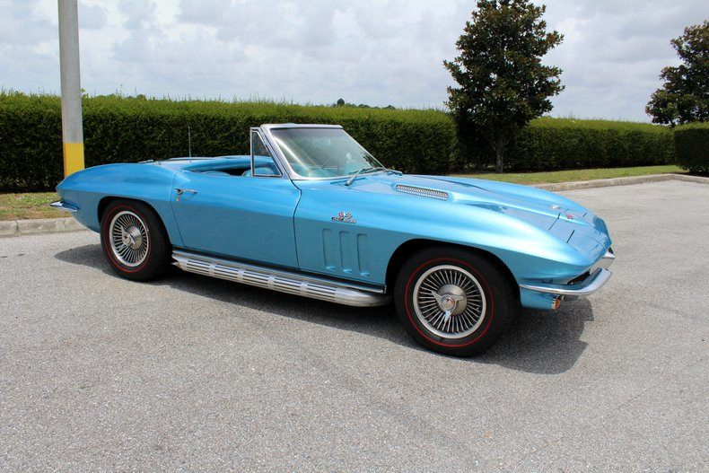 1966 Corvette Stingray in Sarasota FL | listed on 08/27/19 | Corvettes for  Sale | Corvette Magazine