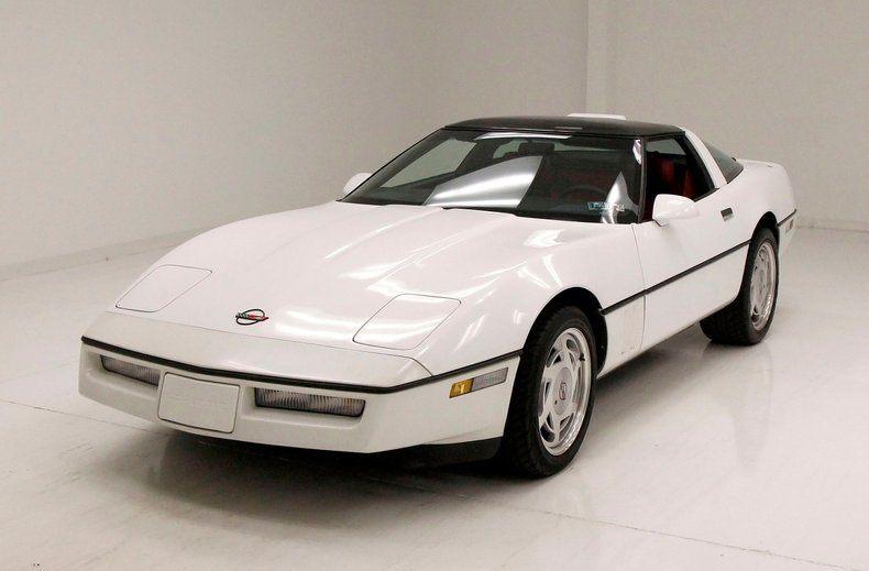 1989 Corvette Coupe Coupe picture #1