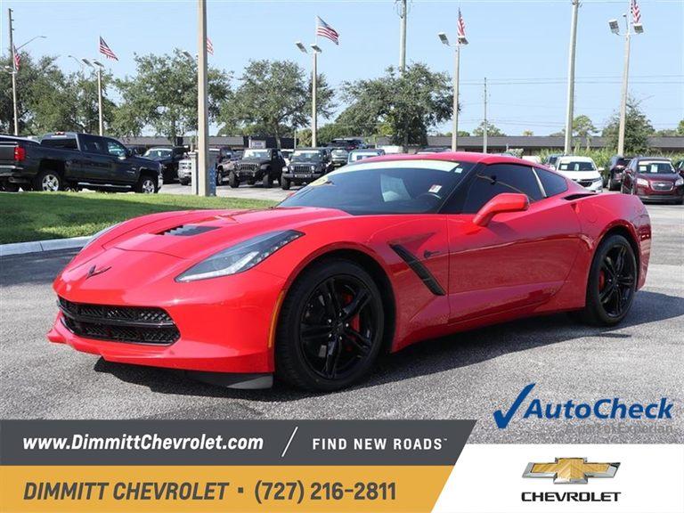 Dimmitt Chevrolet Clearwater >> 2017 Corvette In Clearwater Fl Listed On 11 07 19 Corvettes For Sale Corvette Magazine