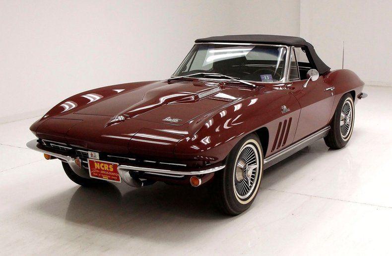 1966 Corvette Roadster Roadster picture #1