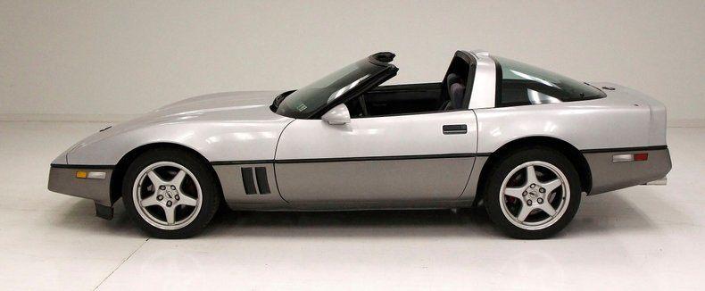 1986 Corvette Coupe Coupe picture #2