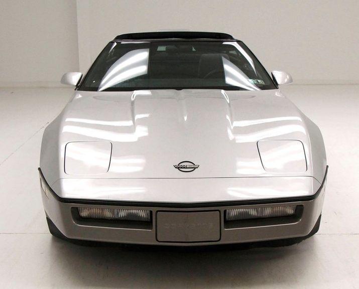 1986 Corvette Coupe Coupe picture #7
