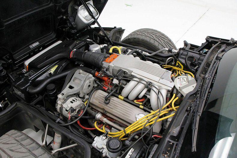 1986 Corvette Coupe Coupe picture #9