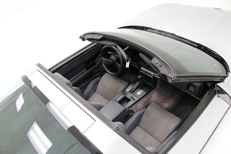 1986 Corvette Coupe Coupe picture #12