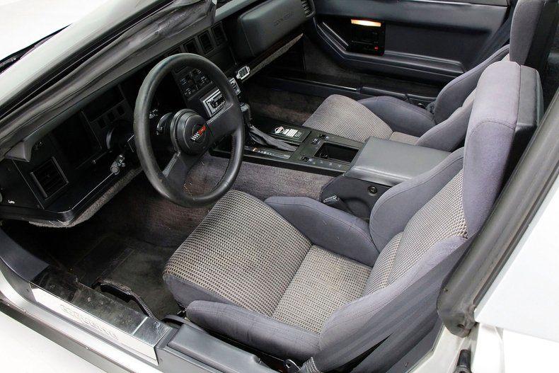 1986 Corvette Coupe Coupe picture #14