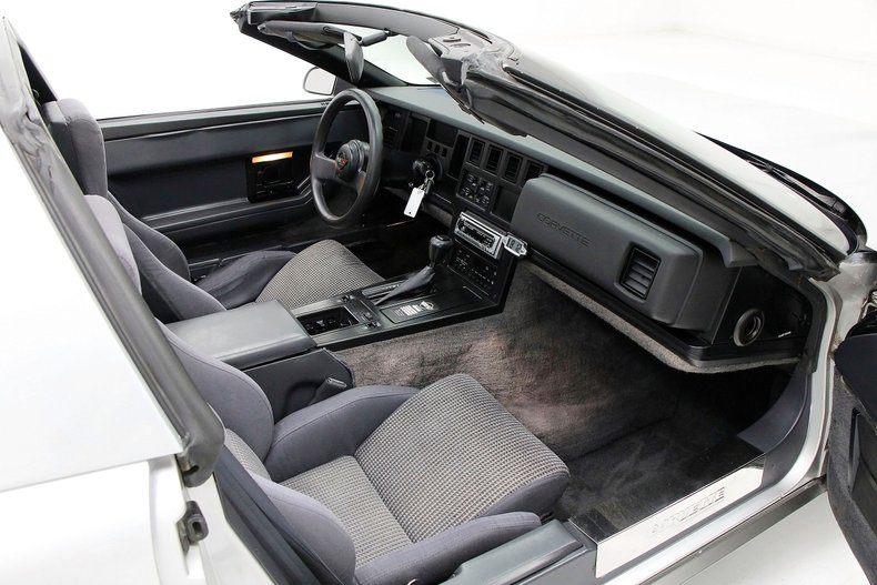 1986 Corvette Coupe Coupe picture #16