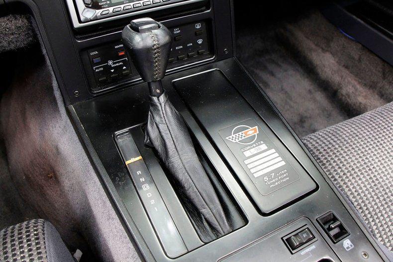 1986 Corvette Coupe Coupe picture #19
