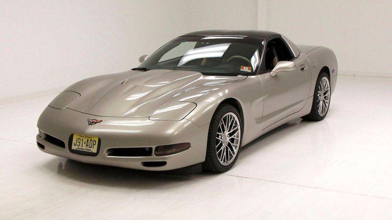 2000 Corvette Coupe Coupe picture #1