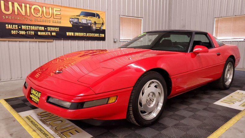 1995 Corvette For Sale >> 1995 Corvette In Mankato Mn Listed On 11 22 19 Corvettes For Sale Corvette Magazine