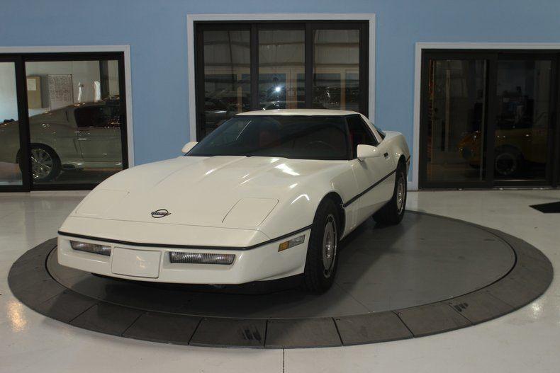 1985 Corvette 2dr Hatchback Coupe 2dr Hatchback Coupe picture #1