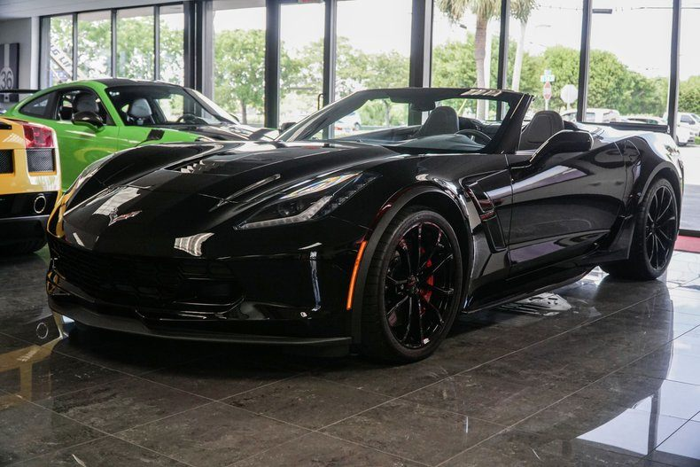 2019 Corvette 2dr Grand Sport Convertible w/1LT 2dr Grand Sport Convertible w/1LT picture #1