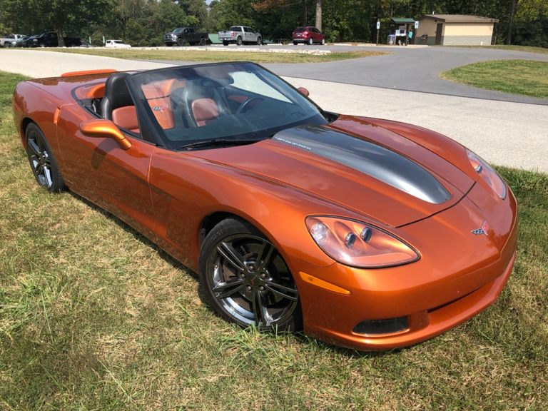 Callaway Corvette For Sale >> 2008 Callaway Convertible In West Chester Pa Listed On 12 19 19 Corvettes For Sale Corvette Magazine