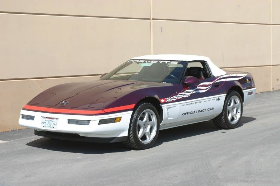 1995 Convertible Pace/Track Car picture #1