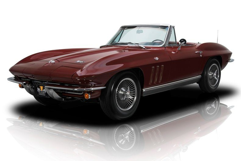 1966 Corvette Sting Ray Sting Ray picture #1