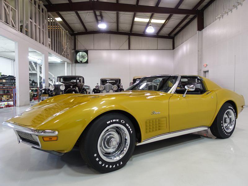 1971 Corvette LS5 Stingray Coupe picture #1