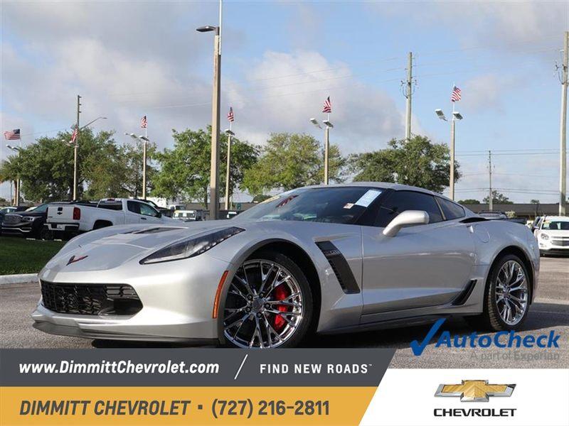 2018 Corvette picture #1
